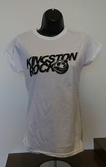 Women's Kingston Rock - White - T-Shirt